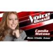 Camila Matoso Bem-Vindo Amor [The Voice Brasil 2016 / Audio]