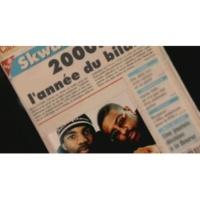 Jacky & Ben-J des Nèg' Marrons Le bilan (Clip officiel)
