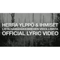 Herra Ylppö & Ihmiset Lista Hämähäkkimiehen vihollisista (Lyric Video)