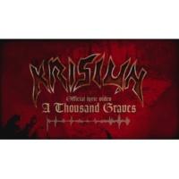 Krisiun A Thousand Graves (lyric video)