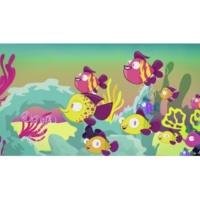Os Habitantes do Fundo do Mar Peixinhos