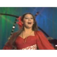 Isabel Pantoja Niña Isabela (Romancillo Gaditano) ((Actuación RTVE))