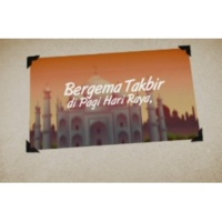ForUToC Bergema Takbir Di Pagi Raya (Lyric Video)