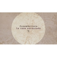 Funambulista La Casa Encantada (Lyric Video)