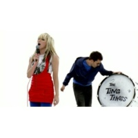 The Ting Tings That's Not My Name (Live)
