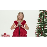 Jackie Evancho Silent Night (Video)