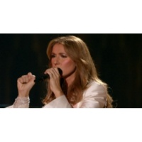 Céline Dion Because You Loved Me (Video from Vegas show)
