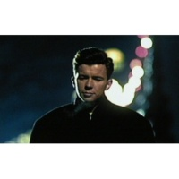 Rick Astley Hold Me In Your Arms (Video)