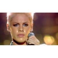 P!nk Who Knew (Live From Wembley Arena, London, England (Mobile Video))
