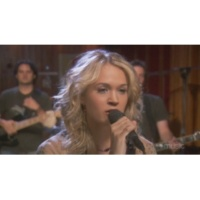 Carrie Underwood Inside Your Heaven (Sessions At AOL)