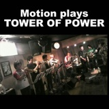 Motion plays Tower of Power