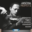 Jascha Heifetz Ciaikovski Franck de Sarasate Wieniawski Bazzini