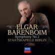 シュターツカペレ・ベルリン/ダニエル・バレンボイム Elgar: Symphony No.2