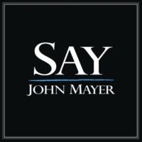 John Mayer Say