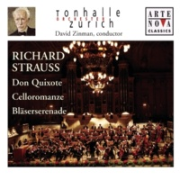 David Zinman Richard Strauss: Don Quixote; Romanze; Serenade, Op. 7