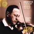 Jascha Heifetz The Piano Trio Collection - Schubert: Trio No. 2 in E-Flat Major, D. 929 - Brahms: Trio No. 2 in C Major, Op. 87 ((Heifetz Remastered))