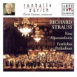 David Zinman Richard Strauss: Eine Alpensinfonie; Festliches Präludium