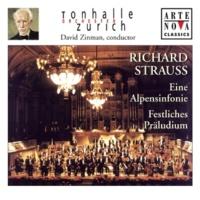 David Zinman Eine Alpensinfonie, Op. 64: XVIII. Stille vor dem Sturm