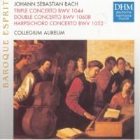 Collegium Aureum Triple Concerto in A minor, BWV 1044, for Flute, Violin, Harpsichord, Strings and B.c.: Adagio ma non tanto e dolce