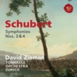 David Zinman Symphony No. 3 in D, D.200: III. Menuetto. Vivace - Trio