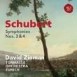David Zinman Symphony No. 3 in D, D.200: I. Adagio maestoso - Allegro con brio