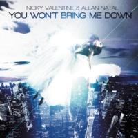 Nikki Valentine/Allan Natal You Won't Bring Me Down (Orchestral) (feat.Allan Natal)