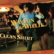 Waylon Jennings/Willie Nelson If I Can Find a Clean Shirt