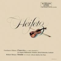 Jascha Heifetz Sonata, Op. 18, in E-Flat: Improvisation: Andante cantabile