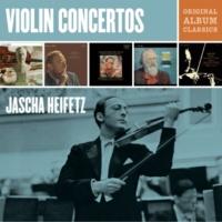 Jascha Heifetz Violin Concerto No. 1 in G Minor, Op. 26: II. Adagio (Redbook Stereo)