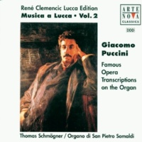 Thomas Schmögner Musica A Lucca Vol. 2: Organ Works