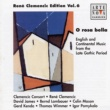 René Clemencic O Rosa Bella - English & Continental Music From The Late Gothic Period