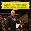 シュターツカペレ・ベルリン/ダニエル・バレンボイム Brahms: Symphonies