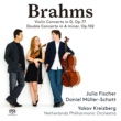 ユリア・フィッシャー(ヴァイオリン)オランダ・フィルハーモニック管弦楽団 ヤコフ・クライツベルク(指揮)  ブラームス:ヴァイオリン協奏曲、二重協奏曲