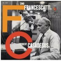 ジノ・フランチェスカッティ Fauré: Violin Sonatas Nos. 1 & 2