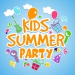Various Artists Kids Summer Party