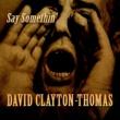 David Clayton-Thomas Burwash