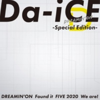 Da-iCE DREAMIN' ON