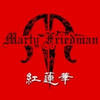MARTY FRIEDMAN 紅蓮華