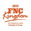 FTISLAND/CNBLUE/AOA/N.Flying Try again, Smile again (Live 2013 FNC KINGDOM -Fantastic & Crazy-Part1@Nippon Budokan, Tokyo)
