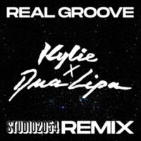 Kylie Minogue & Dua Lipa Real Groove (Studio 2054 Remix)