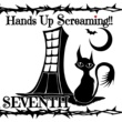 SEVENTH Hands Up Screaming!!