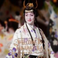 宝塚歌劇団 月組 月組 大劇場「WELCOME TO TAKARAZUKA -雪と月と花と-」