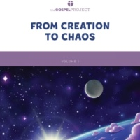 Lifeway Kids Worship The Gospel Project for Preschool Volume 1 (2021): From Creation to Chaos