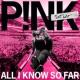 P!NK All I Know So Far: Setlist