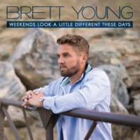 Brett Young Weekends Look A Little Different These Days