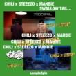 CHILI/STEEEZO/MAHBIE スワロウテイル。
