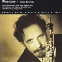 Henrik Goldschmidt Phantasy - Music for Oboe
