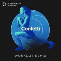 Power Music Workout Confetti - Single