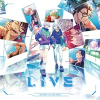 "BAE×The Cat's Whiskers×cozmez×悪漢奴等 Paradox Live 2nd album ""LIVE"""