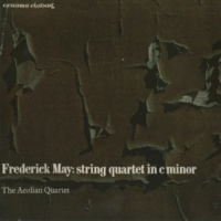 Frederick May String Quartet In C minor